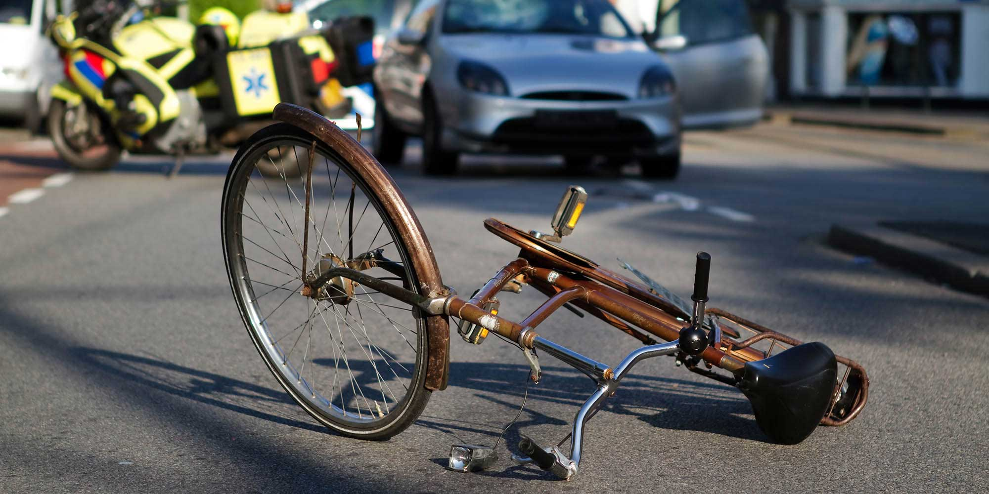 Bicycle Accident Claim injuries